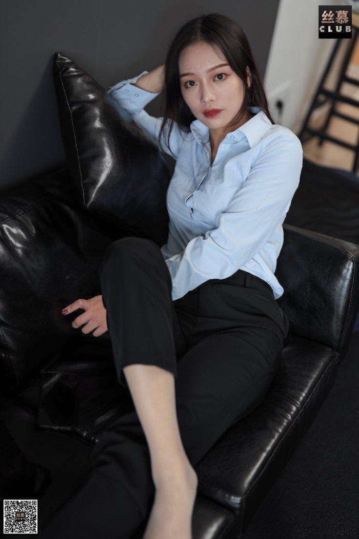 """[丝慕GIRL] SM082 天天一元 模特:小舒淇《""""舒淇""""の裤里丝》[76P/93.8M]"""
